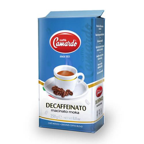 Bột cafe moka decaf 250g