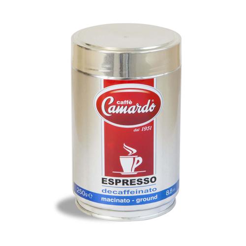 Bột cafe moka hi tech decaf 250g (can)