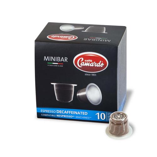 Capsule Nespresso Decaffeinated
