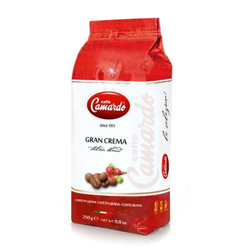Hạt cafe crema 250g camardo