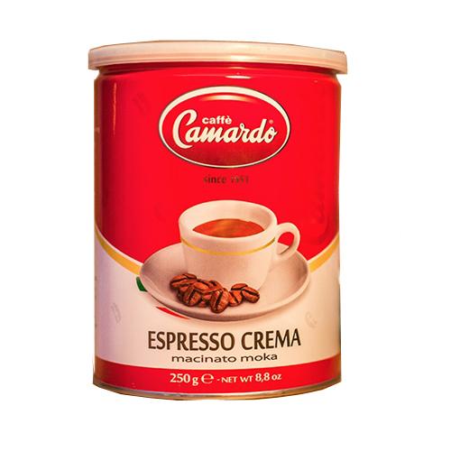 Hạt cafe Espresso crema 250g (can)