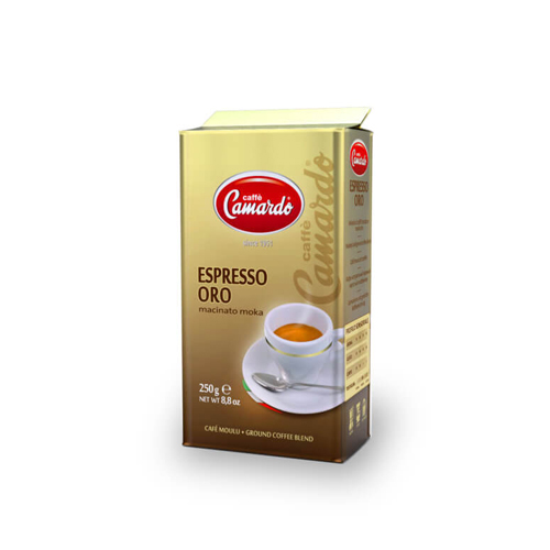 Hạt cafe Camardo Espresso Oro